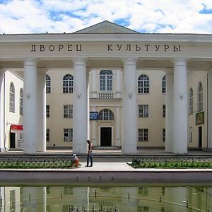 Дворцы и дома культуры Иванищ