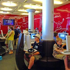 Интернет-кафе Иванищ
