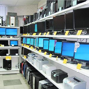 Компьютерные магазины Иванищ