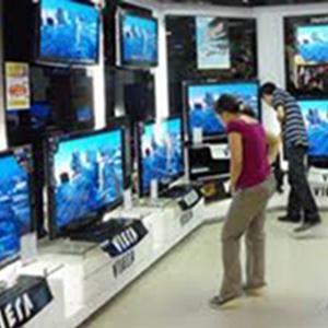 Магазины электроники Иванищ