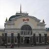 Железнодорожные вокзалы в Иванищах
