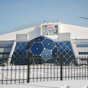 Спортивные комплексы Иванищ