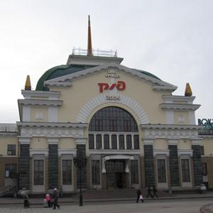 Железнодорожные вокзалы Иванищ
